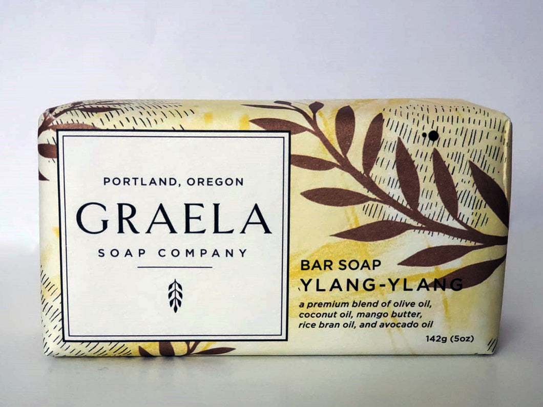 Ylang-Ylang Bar Soap