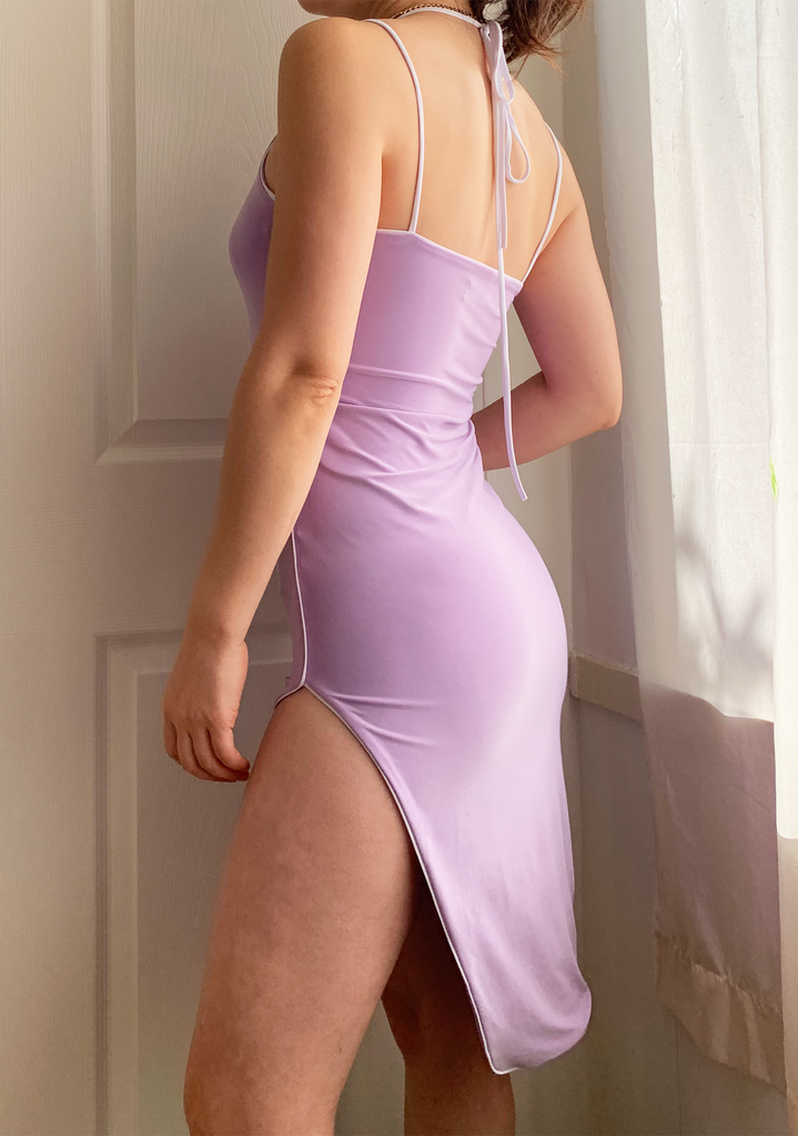 Sweetie Sporty Lavender Dress