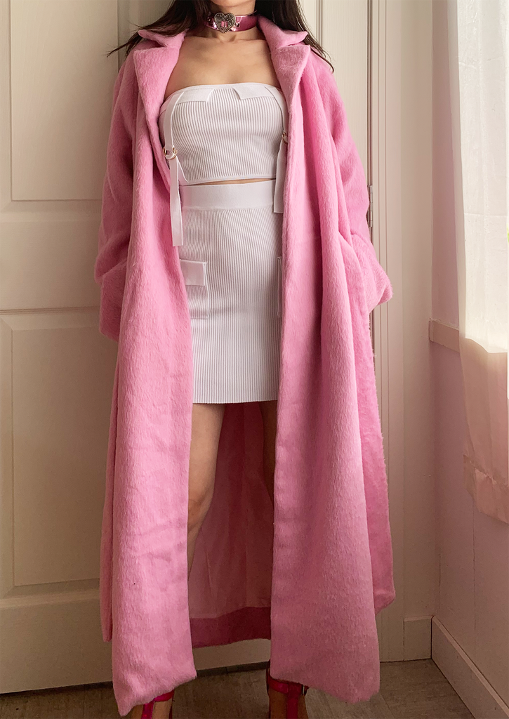 The Pink Lady Coat