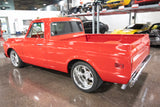 Little Red Blown Chevy Truck