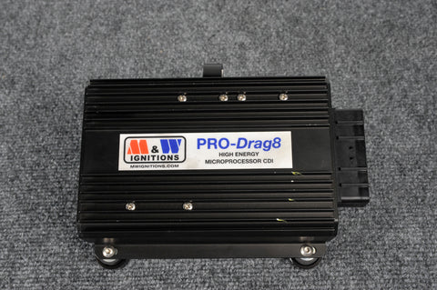M&W Ignitions PRO-Drag8 Ignition Box