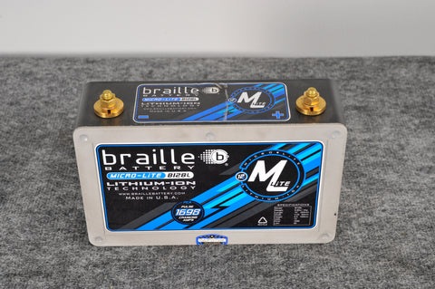Braille Micro-LiTE Battery