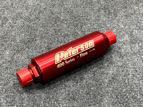 Peterson Fluid Systems 400 Series Oil Filter