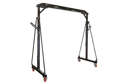 Adjustable Height Gantry Crane 1-Ton 81245