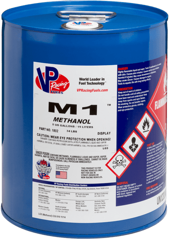 VP Racing Fuels M1