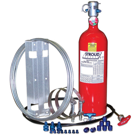 FIRE BOTTLE FE-36 SYSTEM