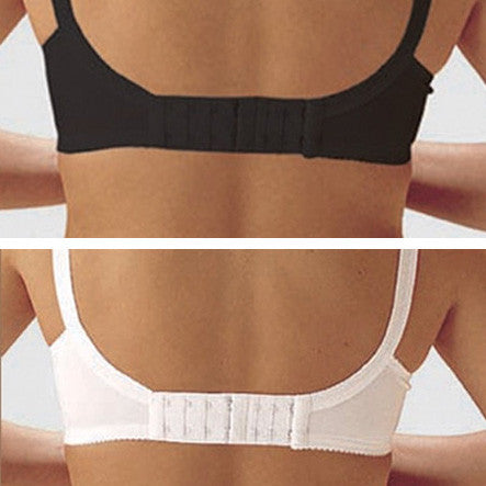 Classique Bra Extenders allow the user to customize the size of bras, which are tight or hard to fit. If sometimes while wearing a bra, user feels a little tight, these are a