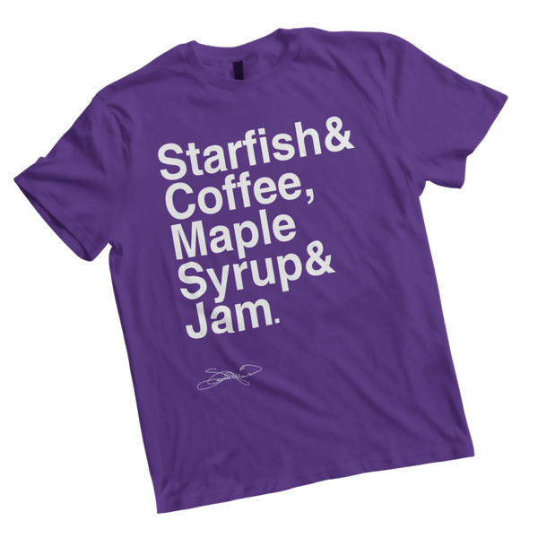 Starfish and Coffee T-Shirt