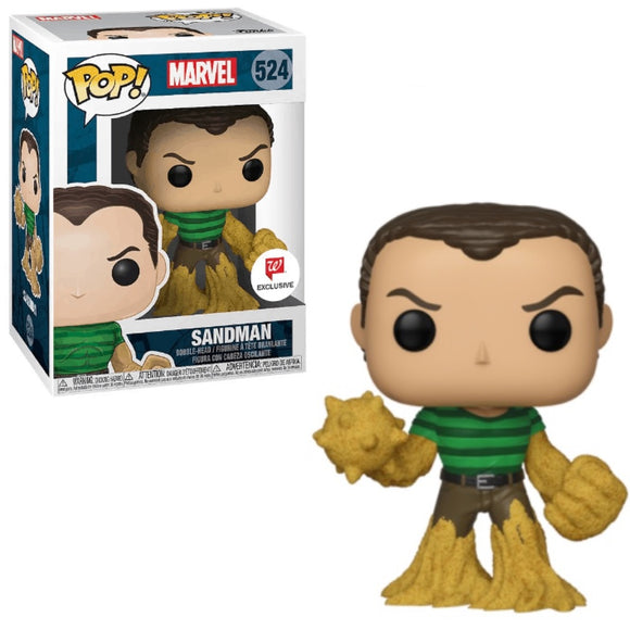 524 Sandman Walgreens Exclusive