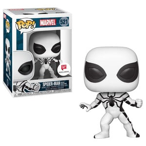 521 Spider-Man White Suit Walgreens Exclusive