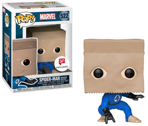 522 Spider Man- Bombastic Bag Man  Walgreens Exclusive