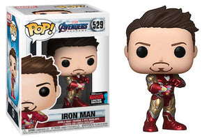 529 Iron Man New York Comic Con Exclusive 2019