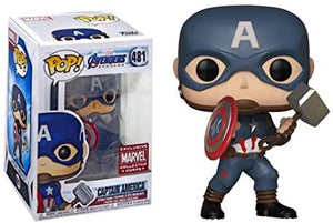 481 Captain America Marvel Corps. Exclusive