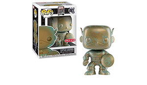 497 Captain America Target Exclusive