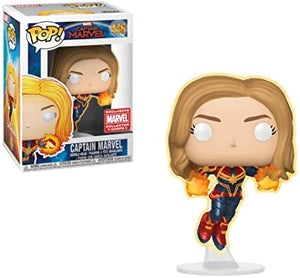 446 Captain Marvel Corps. Exclusive