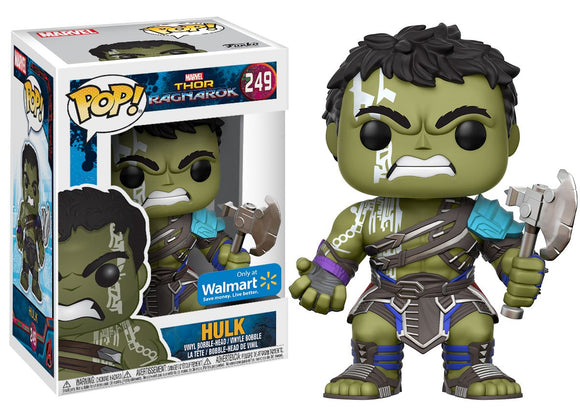 249 Hulk from Thor Ragnarok Walmart Exclusive
