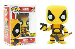 157 Deadpool Slapstick Hot Topic Exclusive