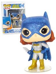 Funko POP! Diamond Collection Batgirl DC Comics Hot Topic Exclusive