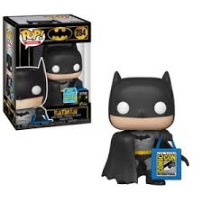 Funko Pop! Heroes Batman SDCC 2019 Figure #284
