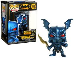 Funko DC Batman 80th POP! Heroes Batman (Merciless) Exclusive Vinyl Figure #313