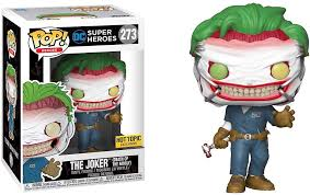 JOKER Death of the Family Funko POP 273 NEW 2019 HT Exclusive