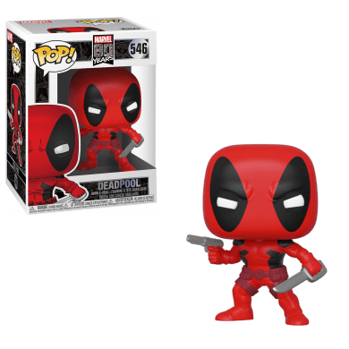 546 80th Anniversary Deadpool