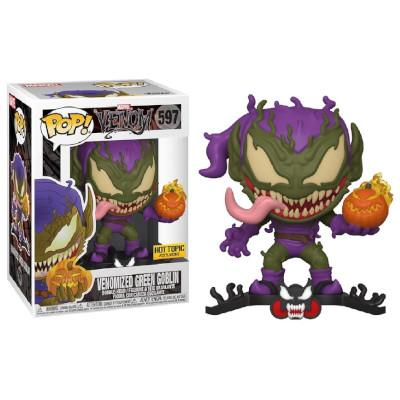 597 Venomized Green Goblin Hot topic Exclusive