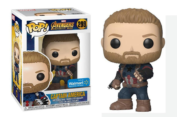 299 Captain America Infinity War Walmart Exclusive