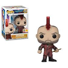 337 Gardians of  the Galaxy  Kraglin SDCC 2018 Exclusive