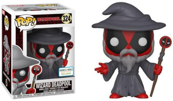 324 Wizard Deadpool Barnes & Noble Exclusive