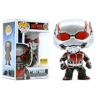 85 Ant Man Hot Topic (Glow In The Dark)