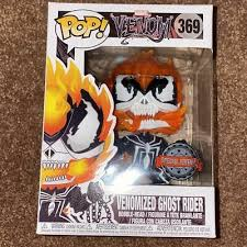 Venomized Ghost Rider International Exclusive