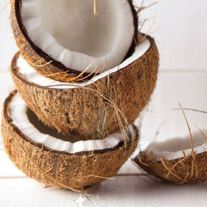 Perfumes with coconut