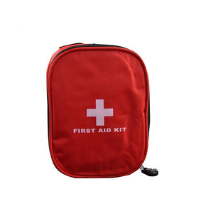 First Aid Medical Emergency Kit - 120pcs