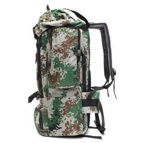 70L Tactical Hiking Backpack