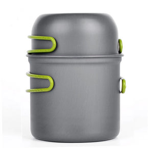 Basic Camping Cookware Set