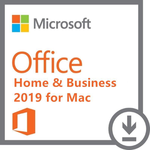 MICROSOFT OFFICE 2019 HOME AND BUSINESS FOR 1 MAC USER - Auzsoftware