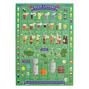 beer lovers / jigsaw puzzle