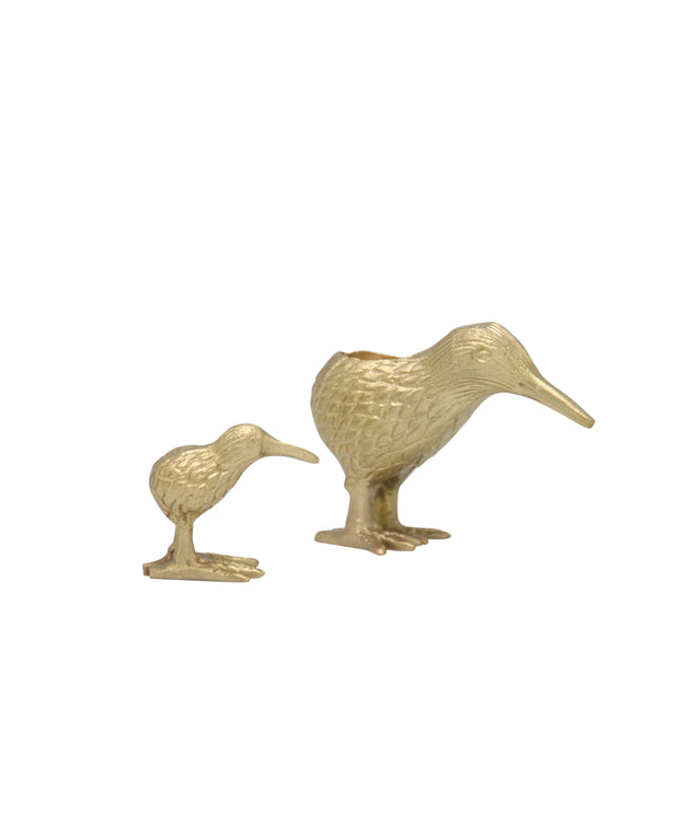 kiwi candle holder set of 2