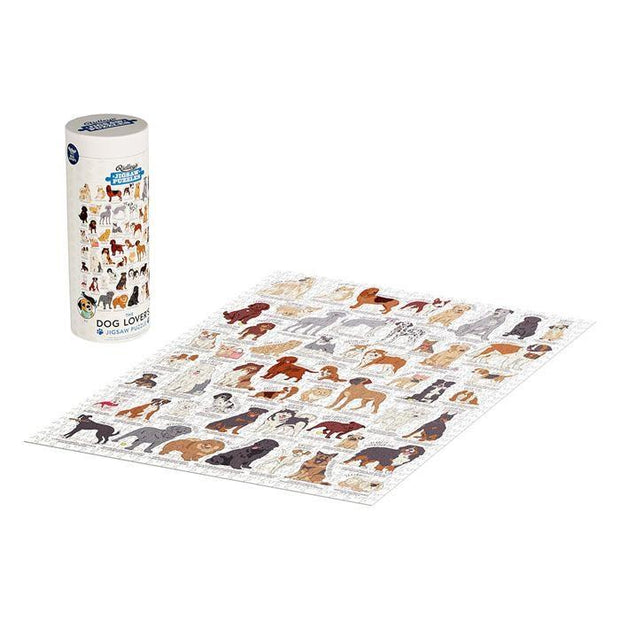 dog lovers jigsaw puzzle 2nd edition