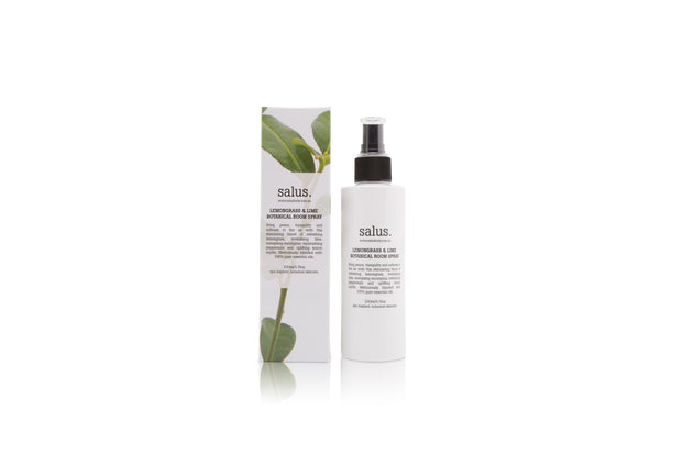salus lemongrass & lime botanical room spray