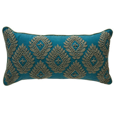 majorelle ridge cushion