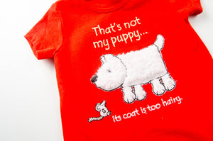 That's Not My Puppy Babywear