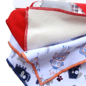 Animal-Themed Baby Bibs 3s