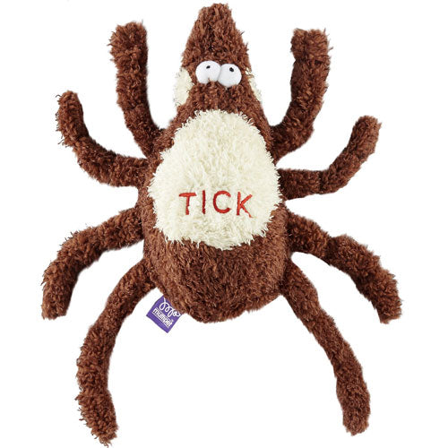 Multipet Cuddle Buddies™ Tick Toy