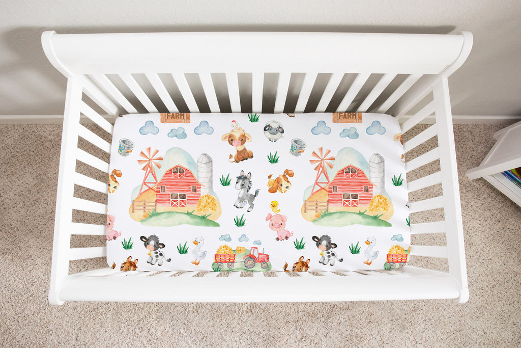 Crib Sheets Brave Wild Ones