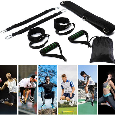Bounce Trainer - Multi-Sport Jump, Speed & Strength Builder - Gym Explosion
