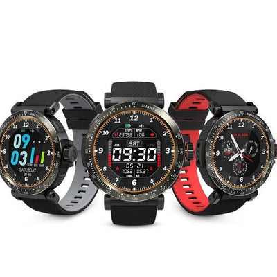 Fitness Smart Watch with Blood Oxygen and Blood Pressure Monitor for Sports - Gym Explosion