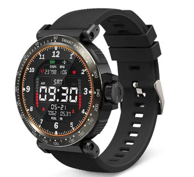 Fitness Smart Watch with Blood Oxygen and Blood Pressure Monitor for Sports