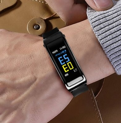 Smart Watch Bluetooth Headset - Gym Explosion